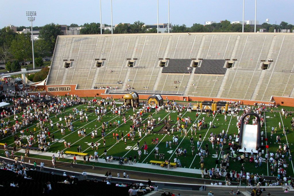 Changing Lanes: Wake Forest Football Begins a New Era