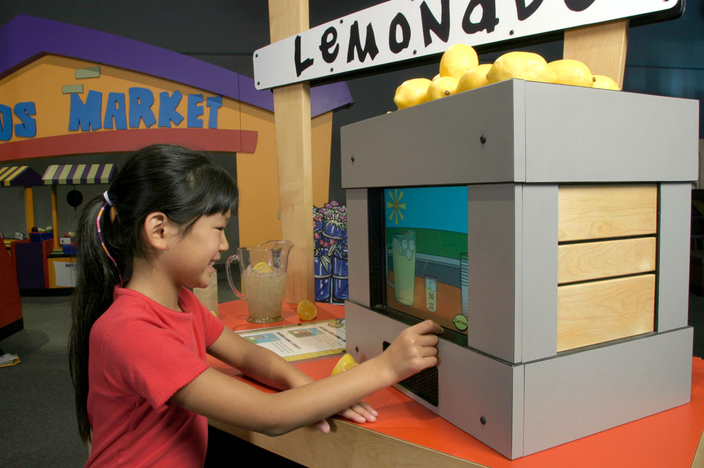 MONEYVILLE! SciWorks' New Traveling Exhibit Is Open through January 11, 2015