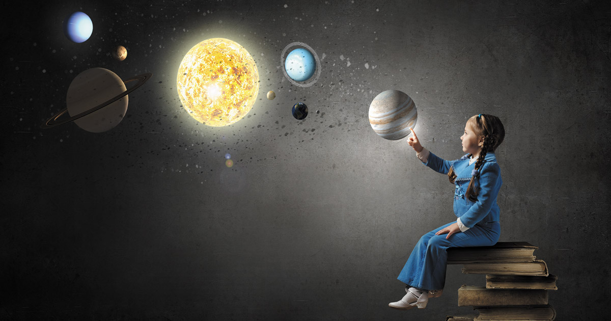 To Infinity and Beyond:  Encouraging a Love of Science with Hands-On Experiences